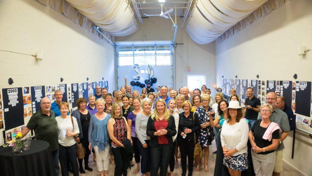 Celebrating 20 Years in Barrie