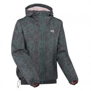 Ane Jacket Ivy Front